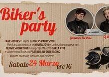 Biker's Party a Firenze da Fani Motors