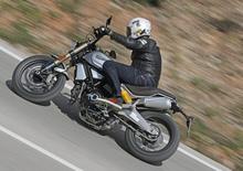Ducati Scrambler 1100 TEST: gran coppia e finiture al top