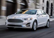 Ford Co-Pilot360, debutto sulla nuova Fusion