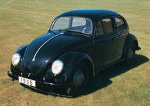 VW Maggiolino, nasceva 70 anni fa. La storia di un mito