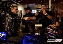 Biker's Party, grande festa da Fani Motors