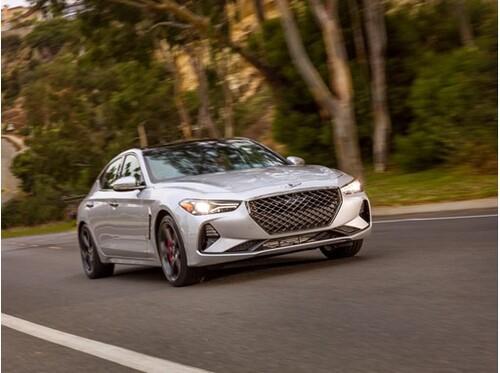 New York Auto Show 2018: ecco la nuova Genesis G70, berlina di lusso - video