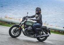 Moto Guzzi, Is Molas Experience