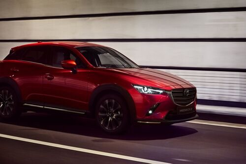 Mazda CX-3, il restyling debutta al Salone di New York 2018 (4)