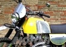 Special Suzuki DR 500 S