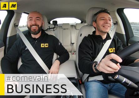 Jaguar E-Pace, Come va in... Business [Video]
