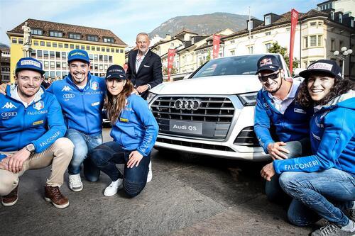 Audi, una RS 6 per Sofia Goggia (6)