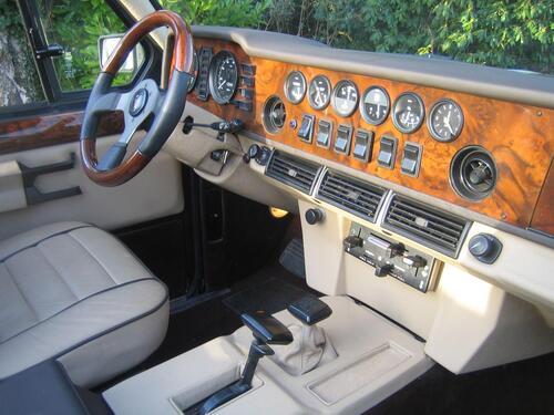 Una Range Rover Cabrio? C'era già nel '73. L'aveva il Re di Spagna (3)