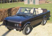 Una Range Rover Cabrio? C'era già nel '73. L'aveva il Re di Spagna
