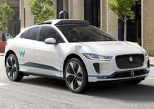 Entro il 2020 20 mila Jaguar I-Pace a guida autonoma su strada