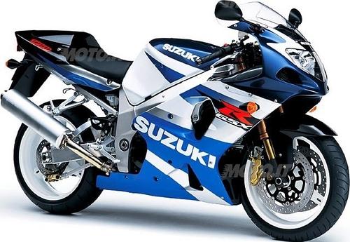 Suzuki GSX-R1000 K2