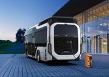 Toyota Sora, bus a idrogeno per le Olimpiadi di Tokyo del 2020