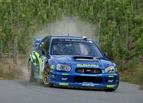 Subaru, 30 anni di STI (7)