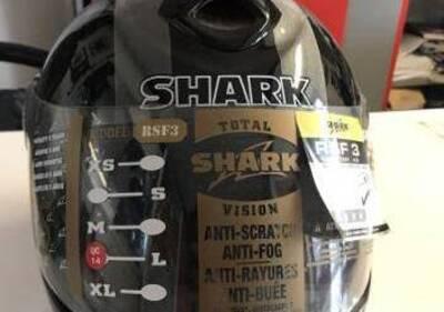 CASCO INTEGRALE SHARK RSF3 Shark Helmets - Annuncio 7133642