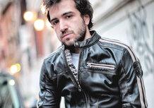 Clover: giacca in pelle Rebel