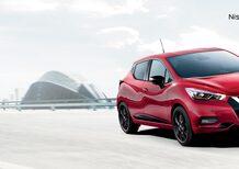 Nissan nuova Micra in promo a 119 € / mese