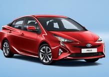 Promozione Toyota Prius con 4500 € di bonus