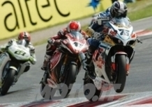 SBK a Monza, vincono Neukirchner e Haga