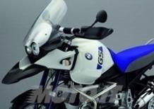 Guida a Bmw R1150GS