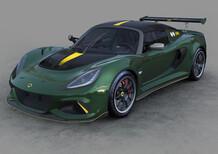 Lotus Exige Type 25. Edizione in omaggio alla F1 di Chapman
