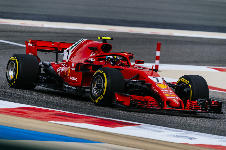 Ferrari f1 bahrain 10