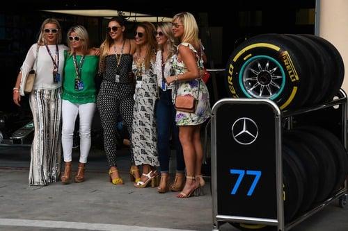 F1, GP Bahrain 2018: vince Vettel (2)