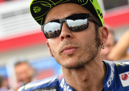 MotoGP 2018. Rossi: Ho paura a correre contro di lui