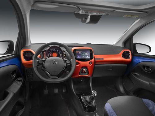Citroen C1 Urban Ride, nuova serie speciale (9)