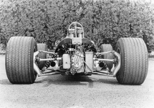 Gran Premio di Roma, Storia: 50 anni fa la vittoria ferrarista di Tino Brambilla con la Dino F2 (3)