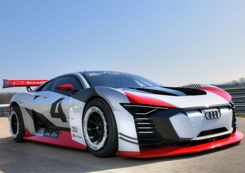 L'Audi e-tron Vision Gran Turismo diventa reale [Video]