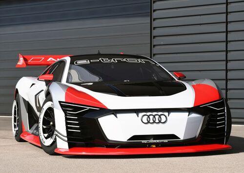 L'Audi e-tron Vision Gran Turismo diventa reale [Video] (4)