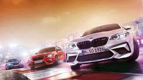 BMW M2 Competition, in arrivo la versione da 410 CV (4)