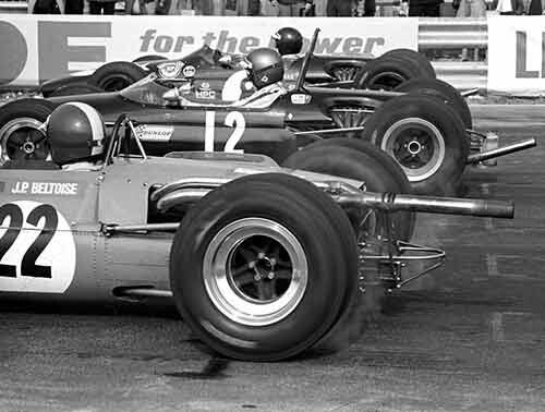 Gran Premio di Roma, Storia: 50 anni fa la vittoria ferrarista di Tino Brambilla con la Dino F2 (9)