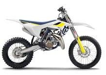 Husqvarna: minicross TC 50, TC 65 e TC 85