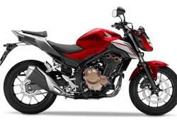 Honda CB 500 F ABS (2017 - 18) nuova