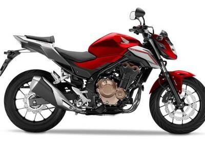 Honda CB 500 F ABS (2017 - 18) - Annuncio 7138168