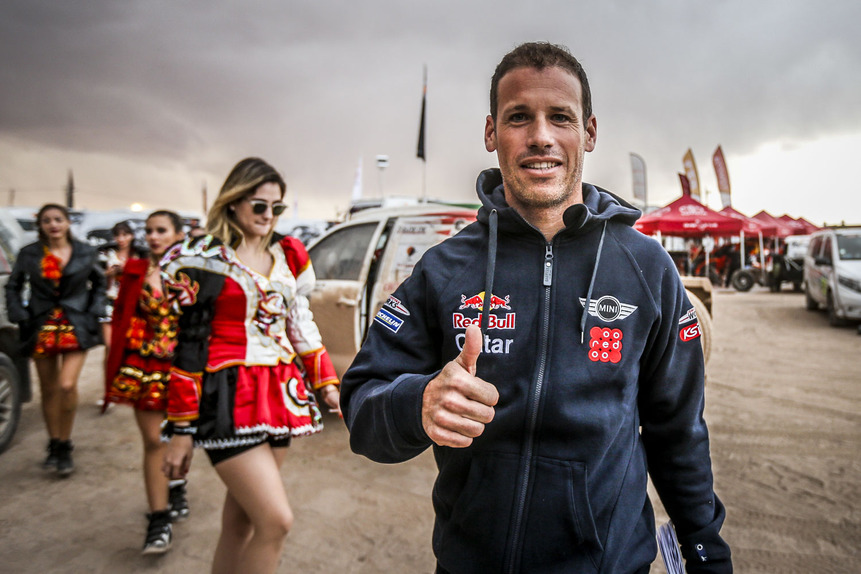 Dakar 2016: le foto più belle della quinta tappa (2)