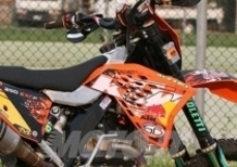Special KTM EXC-F 250 Gini by P&P