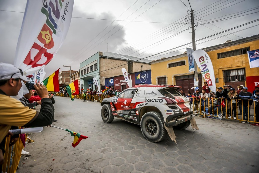 Dakar 2016: le foto più belle della quinta tappa (3)