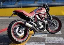 DM 102 by Ducati Monza