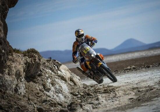 Dakar 2016. Live settima tappa: vincono Meo (KTM) e Sainz (Peugeot)