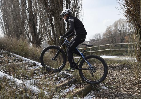 Polini E-Bike. Motore prestazionale su ciclistica FM Bike