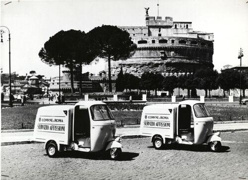 """Ape Piaggio, 70 anni all'inseguimento del """"boom"""" (6)"""