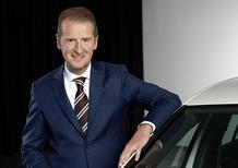 Volkswagen, cambio al vertice: via Muller, arriva Herbert Diess