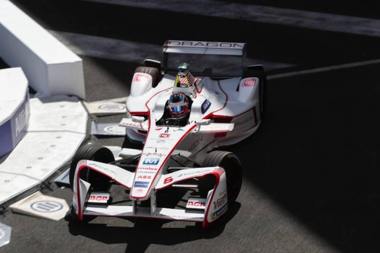 Formula E Roma: Rosenqvist in pole nell'ePrix