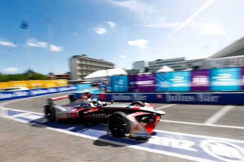 Formula E Roma: Rosenqvist in pole nell'ePrix (3)
