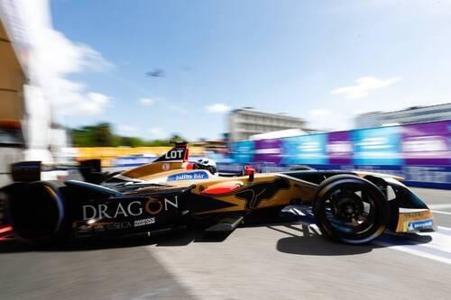 Formula E Roma: Rosenqvist in pole nell'ePrix (8)