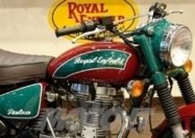 Special Royal Enfield Italica