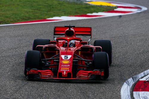 F1, GP Cina 2018: vince Ricciardo. Terzo Raikkonen (3)