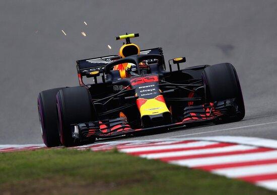 Una scellerata manovra di Verstappen ha compromesso la gara